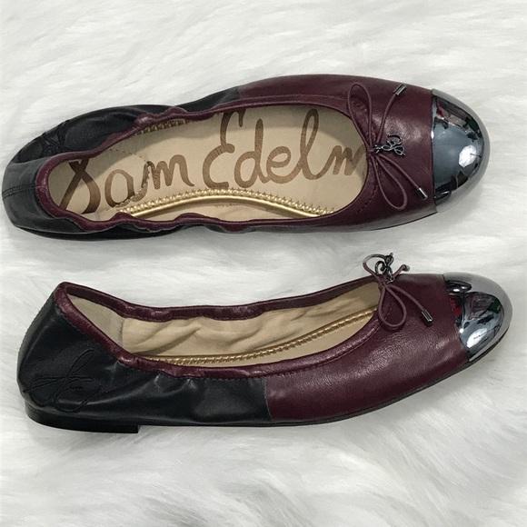 917cd3773 Sam Edelman Fairleigh Ballet Flat EUC. M 5a7a5cdc2ae12fb881f7f1c4